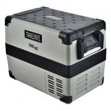 Evakool Travelmate Fridge or Freezer 45L - 12-24VDC and 240VAC - Danfoss Compressor -Tough  Lightweight Polypropylene Cabinet - Incl Protective Cover (TMX45) - *** FREE Freight Australia Wide