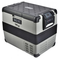 Evakool Travelmate Fridge or Freezer 65L - 12-24VDC and 240VAC - Danfoss Compressor -Tough Lightweight Polypropylene Cabinet - Incl Protective Cover (TMX65) - *** FREE Freight Australia Wide
