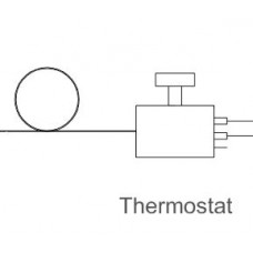 Isotherm Mechanical Thermostat - Suits CR200 (SEA00097GA)