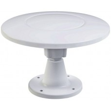 Majestic UFOX 12Volt Omni Directional TV Antenna-Aerial for TV Reception - Suits Marine, Boat, Caravan, Motorhome or RV (UFOX)