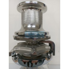 Muir Atlantic ROUND BASE Vertical Anchor Winch - Available in all Models, Voltage and Wattages - Suits 6-13mm SL Chain Only