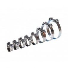 Vetus Hose Clamp - Heavy Duty Stainless Steel - Suits Exhaust Hose - For Hose Diameters 34mm to 329mm (HCHDS)