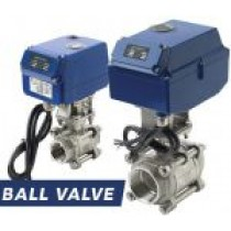 Motorised Ball Valves