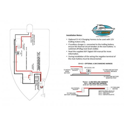 Minn Kota Riptide Rt55sp Ipilot No Foot Pedal Saltwater Powerdrive Bow Mount Electric Trolling Motor 48: 48 Volt Trolling Motor Wiring Diagram At Eklablog.co