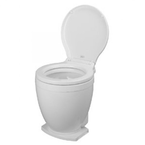Jabsco Lite Flush Toilet 12 Volt With Control Panel