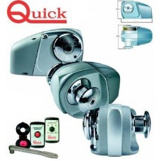 Quick Horizontal Anchor Winch - Hector 1500 - 1500W 12 Volt Motor - Suits Most Boats up to 15m (Rope and Chain Gypsy Combo (FSHC1512D008A00)