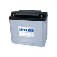 Lifeline GPL-30HT - 12 Volt - 150Ah - 700CCA - DUAL Marine Starting/Cycling AGM Battery (GPL-30HT)