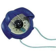 Plastimo Iris 50 Hand Bearing Compass Blue (RWB 8001)