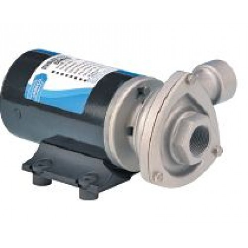 Jabsco Cyclone Circulation Pump - 24 Volt - 110LPM - 4 5 Amp