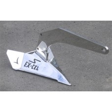 Sarca Excel No1 Stainless Steel Anchor 7.5kg - Suits Most Boats 3.8 to 4.5m (SP4444)