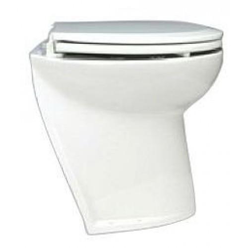 Jabsco Deluxe Silent Flush Electric Toilet 24v