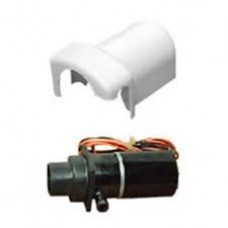 Jabsco Toilet Motor and Macerator Assembly - 24 Volt - Suits Jabsco Standard 37010 Electric Toilet (J16-224)