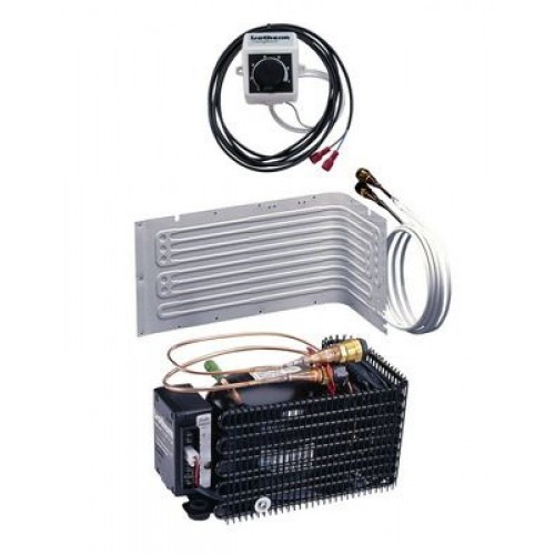 Isotherm Compact Classic Air Cooled Marine Refrigeration DIY