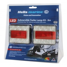 Hella Trailer Light LED Combination Light Kit - Submersible - 12VDC (2395-TP12V)