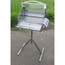 Galleymate Barbecue Stand - Stainless Steel - Collapsible to suit Sizzler Barbecues Only (STAND4)