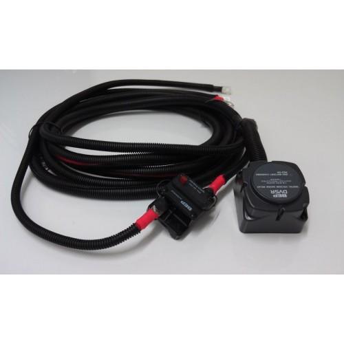 minn kota trolling motor wiring harness on board battery charging system for 2nd 12v battery suits minn  on board battery charging system for