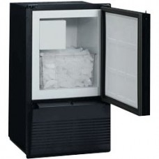 U-Line Marine Ice Maker BI95FCB - BLACK - Makes up to 10.4Kg Ice per Day - Holds 5.4Kg Ice (493/BI95FCB-20A)