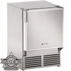 U-Line Marine Ice Maker SS1095FC-20 - STAINLESS STEEL - Makes up to 10.4Kg Ice per Day - Holds 5.5Kg Ice (493/SS1095FC-20)