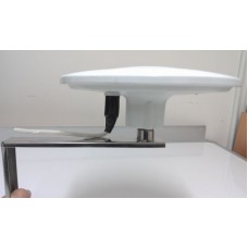Stainless Steel Mast Mount Bracket  - Suit UFOX TV Antenna (MMTI UFOX Mast Mount)