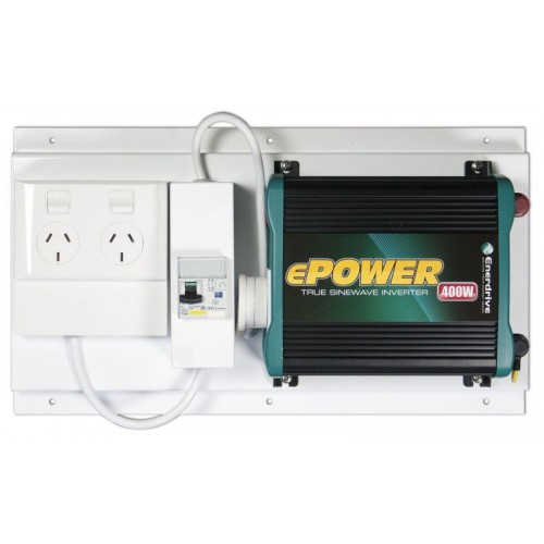 Enerdrive Epower 400 Watt Inverter 12v Dc To 240v Ac