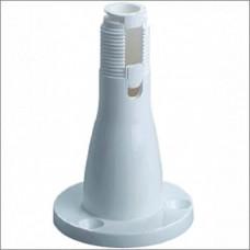 TV/GPS Antenna Base - 100mm - Nylon Universal Aerial Mounting - 1inch x 14 TPI Thread  (UFOX Nylon Base)
