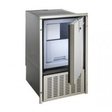 Isotherm Marine Ice Maker Stainless Steel - Makes up to 8Kg Ice per Day - Holds 12L Ice (5W08A11IMN)