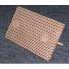 Moonraker Copper Earthplate For HF Radio or 240 Volt AC Electrical earth system for wooden or fibreglass vessels (MR-PR-156)